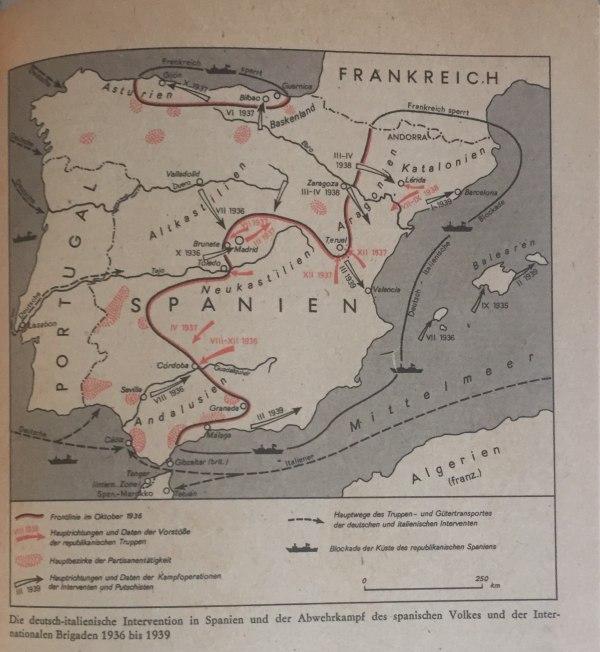 Karte Spanienkrieg Kopie
