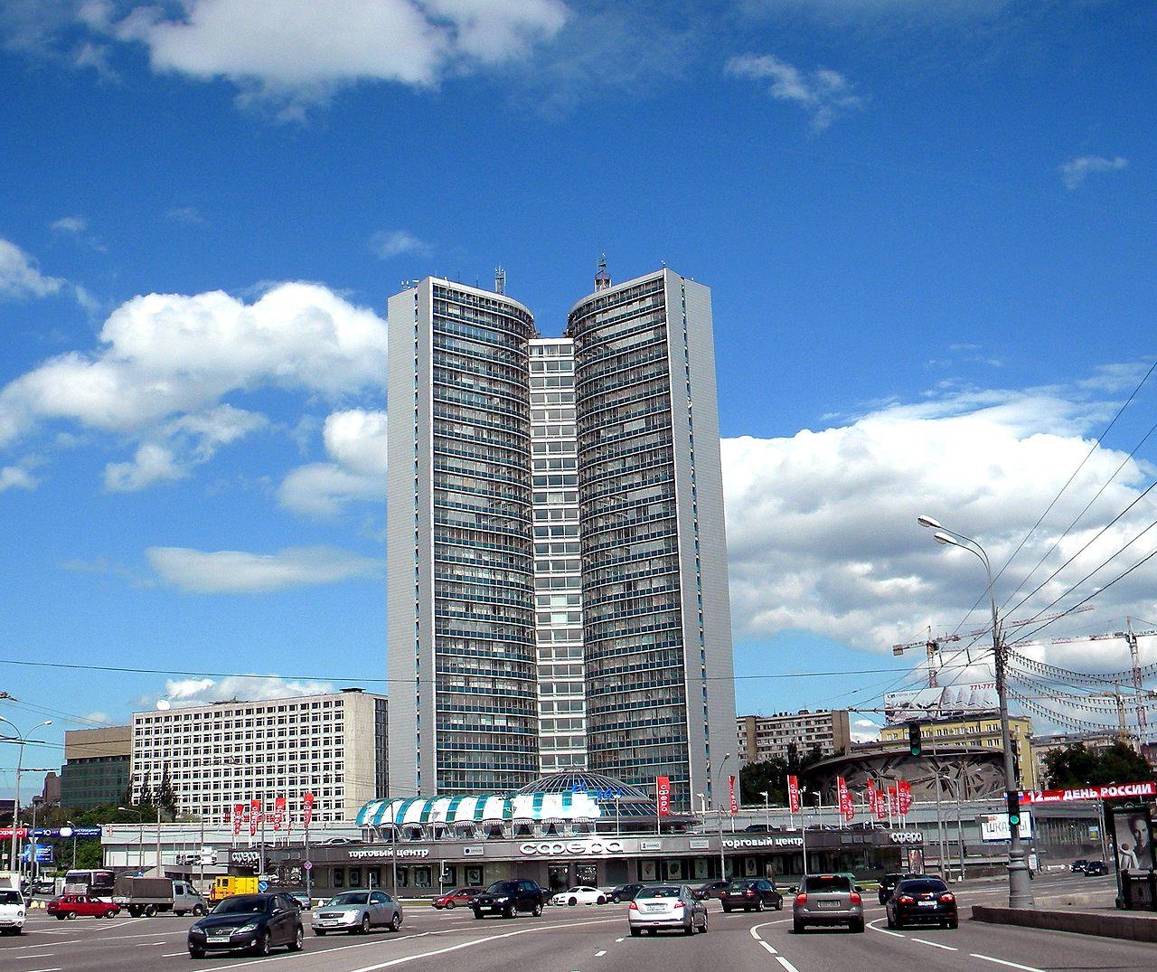 RGW-Gebäude in Moskau
