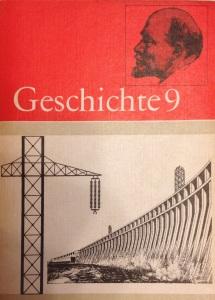 Geschichtsbuch DDR 9. Klasse Kopie