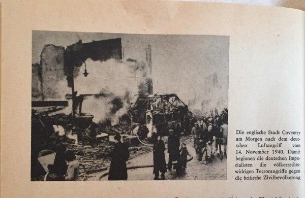 Luftangriff auf Coventry