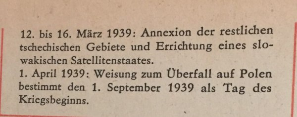 Stationen zum II. Weltkrieg 3