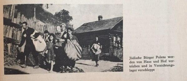 Vertreibung jüdischer Bürger Polens