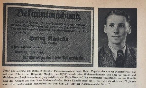 Heinz Kapelle