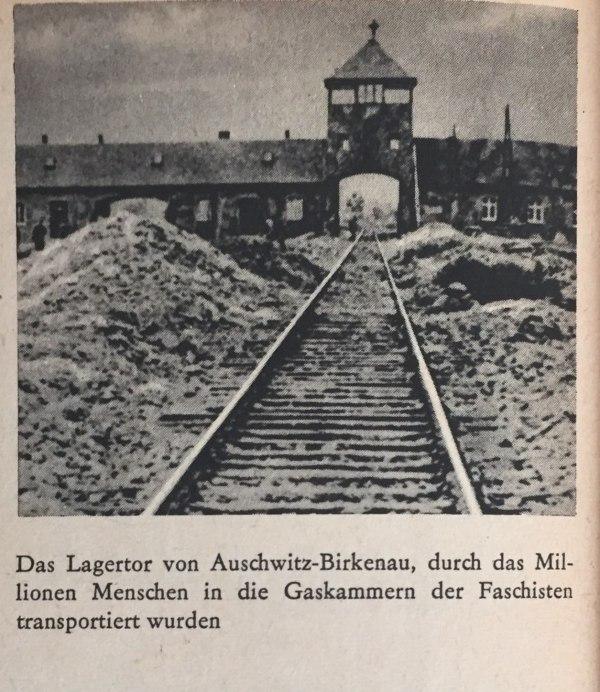 Lagertor Auschwitz Birkenau