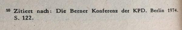 Quellenangabe Berner Konferenz