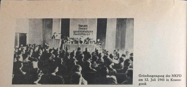 Gründungstag des NKFD