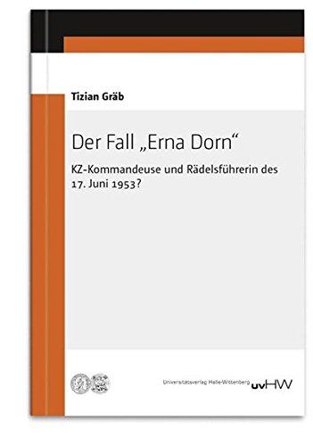 Juristenbuch zu Erna Dorn