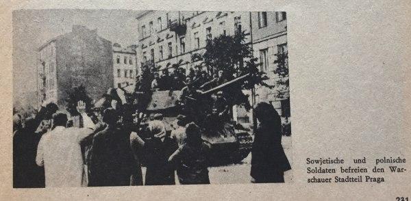Befreiung Warschau