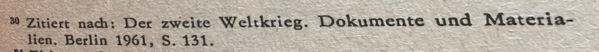 Quellenangabe Anweisung von Himmler