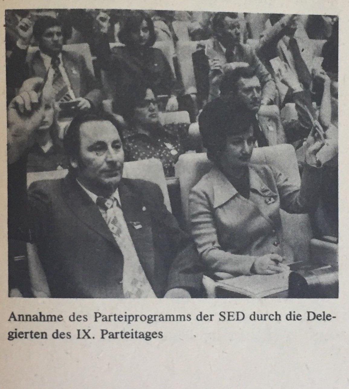 Probleme der SED vor allem in den 1980er Jahren